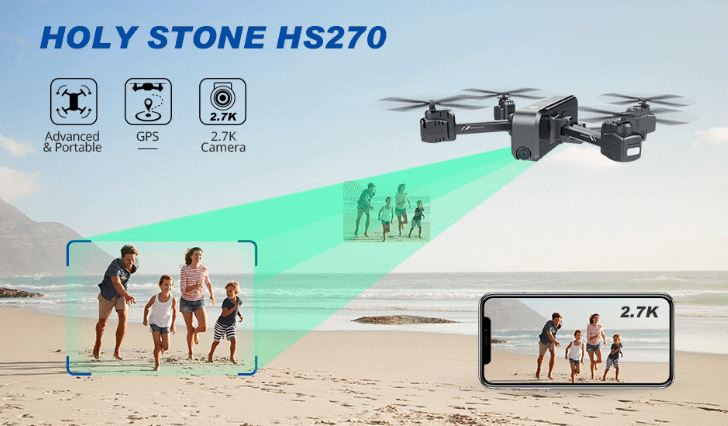 Holy Stone HS270 GPS FPV