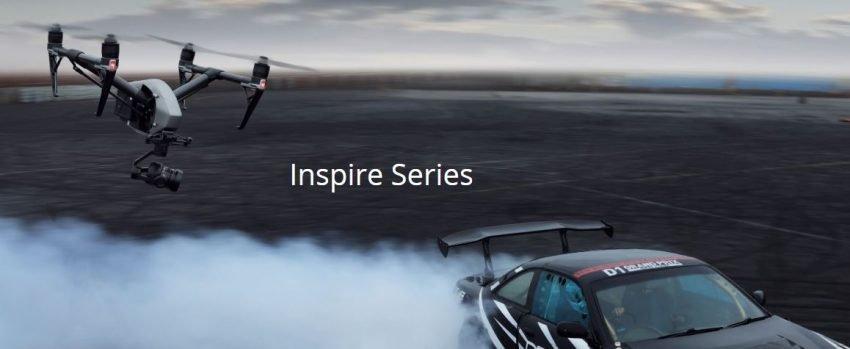 Inspire 2 Series