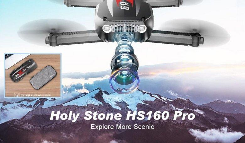 Holy Stone HS160 Pro
