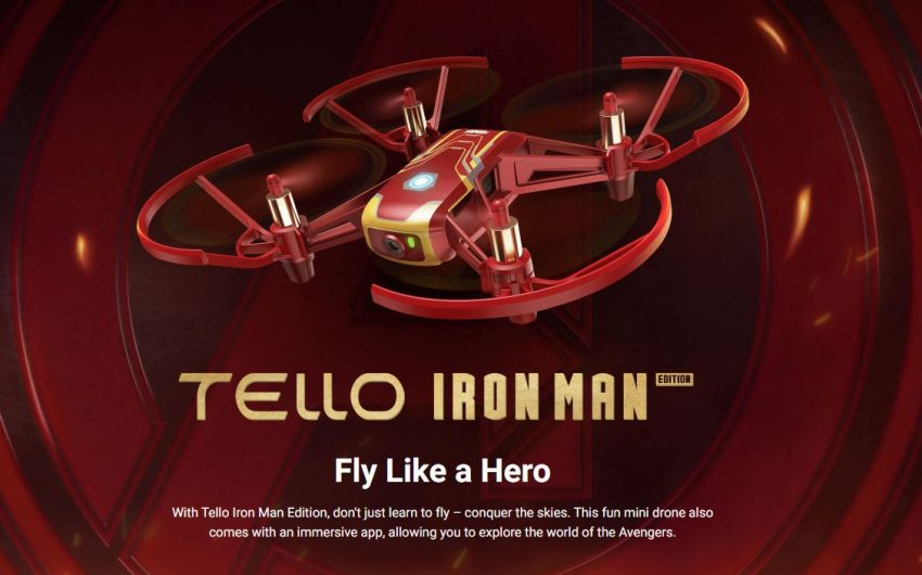 Tello Ironman Edition